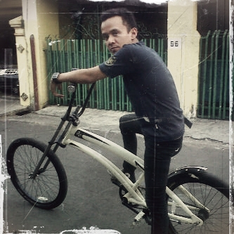 Lo Fixie, Gue Lowride